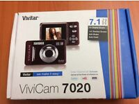 Brand new sealed box ViviCam 7020 Camara