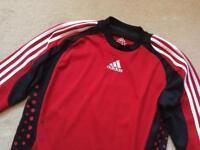 Adidas football / sports top