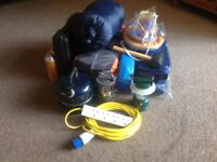 Tent and Camping Equipment
