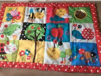 Large Floor Playmat for Baby