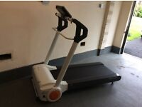 Reebok I-run treadmill, very good condition in perfect working order. Very sturdy, is fairly heavy.