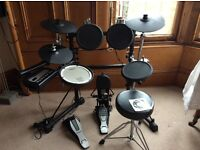 Roland TD-3 electric drum kit (V-Drums) in great condition