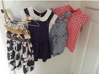 Girls summer bundle age 1-2