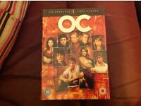 The OC season 1 box set BRAND NEW