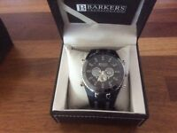 Barkers of Kensington Aero Sport men's watch