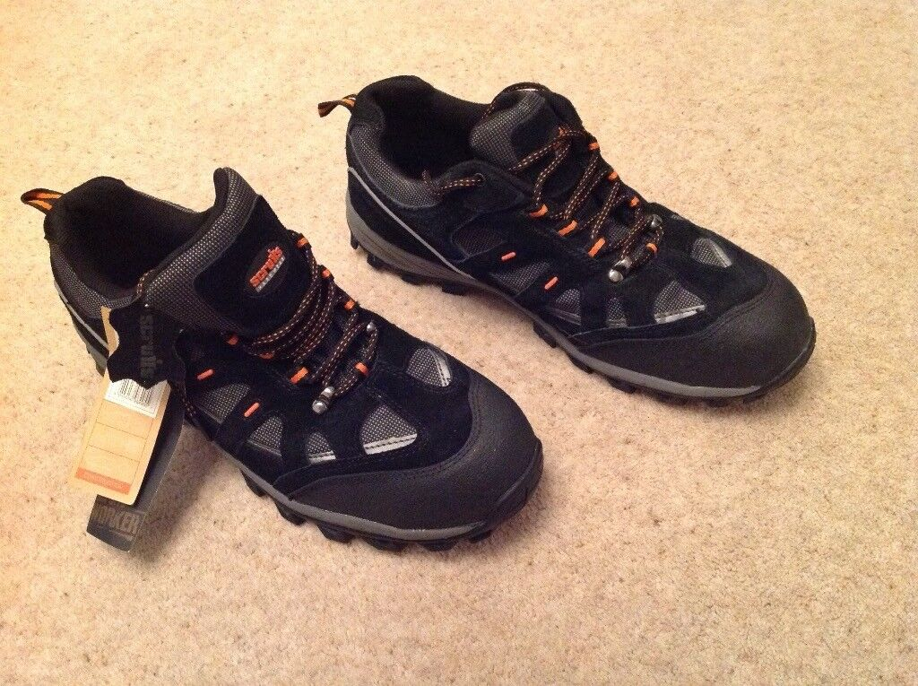 BNWT SCRUFFS NITRO SAFETY TRAINERS -Size 11