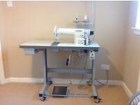 Juke industrial sewing machine