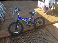 2x concept mx-100. Mountain raider boys bikes