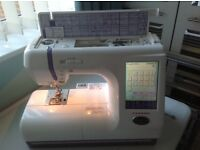 Janome Embroidery Machine 10000