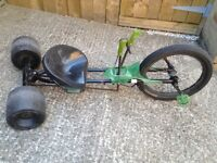 Green machine Go-Kart