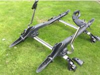 Cycle Roof Carrier for 2 Bikes, to fit Toyota Yaris