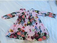 Baker by Ted Baker Floral Dress age 3-4
