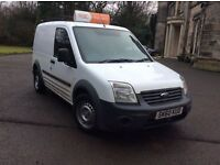 !!! FORD CONNECT DIESEL YEARS MOT 60 PLATE !!