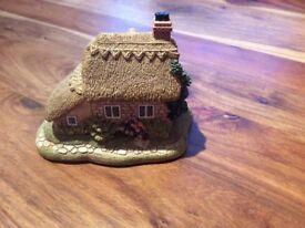 Lilliput Lane 'Applejack Cottage ' collectable
