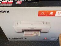 Canon PIXMA MG2550 All-in-One Inkjet Printer