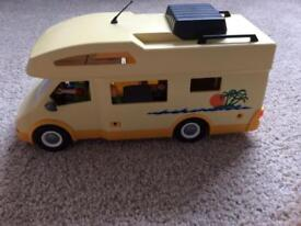 Playmobile Camper set
