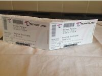 2 x Rewind Saturday 22nd July Scone palace adult day tickets £119