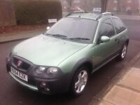 ROVER STREETWISE ONLY 62k TEL 07759173342