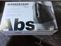 Slendertone ab belt, excellent condition lots of different programs and settings for a full workout