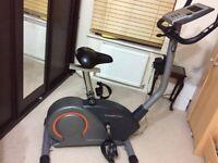 Trim master John Lewis exercise bike