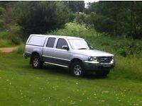 Ford ranger thunder xlt 2005 for sale