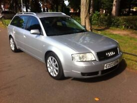 AUDI A6 AVANT 3.0 V6 QUATTRO SPORT AUTOMATIC TIPTRONIC EDITION, FULLY LOADED, LOVELY EXAMPLE