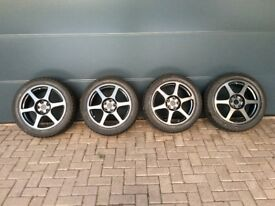 Wheels and winter tyres
