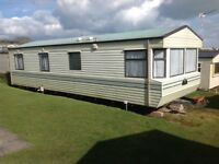 STATIC CARAVAN FOR RENT ALL SCHOOL HOLIDAYS DISCOUNTED PRICES AT DEVON CLIFFS EXMOUTH IN DEVON