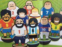 World Cup 2018 panini sticker swaps