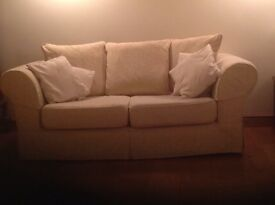2 NEXT matching sofas. REDUCED FOR QUICK SALE £80 each ono