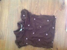 Baby Gap girls polo shirt Age 5 years