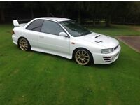 1997 Subaru Impreza type R