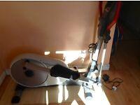 Kettler Cross Trainer CTR1 Dual Ergo Bike Premium 8i