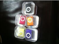 Joblot MP3 music players not Apple iPod
