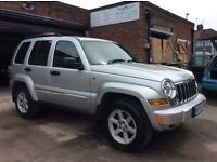 JEEP CHEROKEE LIMITED IMMACULATE