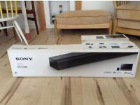 Sony tv, soundbar with subwoofer, HT-CT80, brand new, 80w