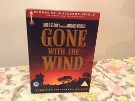 GONE WITH THE WIND BOX SET