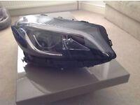 Mercedes A Class W176 Bi Xenon Headlight (Drivers side)