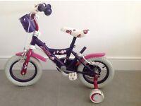 """Girls bike 12"""" wheels"""