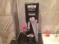 Mira excel shower - new