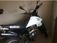 Suzuki 125 super moto 60 plat 12mot