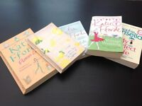 Five books for sale. Katie Fforde(x3)/Nicky Pellegrino/Sophie Kinsella