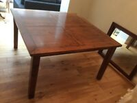 Solid Dining Table For Sale