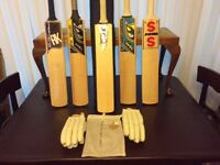 Top Quality Cricket Gear - Hell 4 Leather, Bradbury, M&H, Red Ink, Ryan Kelsall.