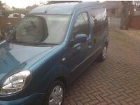 Renault kango dci vantura MPV