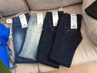 Job lot clearance ladies jeans skirts ideal for stall holder or reseller