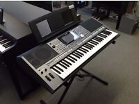 Pre Loved Yamaha PSR S970 Digital Keyboard Part Exchange & Finance Welcome