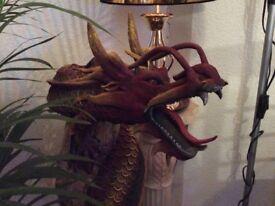 Dragon carved on tree NOVANOVAEs collection