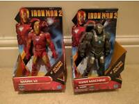 Iron Man Avenger zaction Figures As New. BNIB