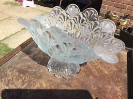 Glass bowl/dish